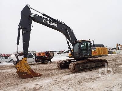 2019 JOHN DEERE 350G LC Hydraulic Excavator