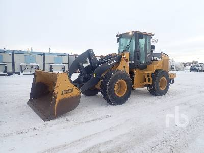 2015 JOHN DEERE 624K Wheel Loader