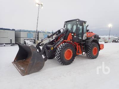 2018 HITACHI ZW180-5B Wheel Loader