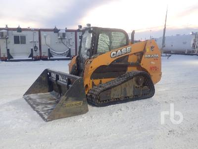 2013 CASE TR320 Multi Terrain Loader