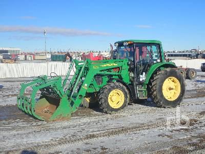 2007 JOHN DEERE 6230 PREMIUM MFWD Tractor