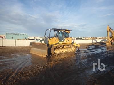 2019 JOHN DEERE 850K LGP Crawler Tractor