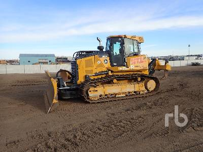 2019 JOHN DEERE 850K WLT Crawler Tractor