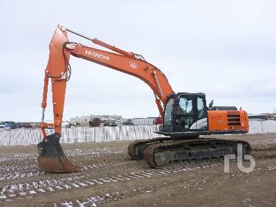 2018 HITACHI ZX290LC-5N Hydraulic Excavator