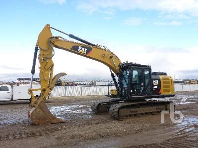 2018 CATERPILLAR 320F L Hydraulic Excavator