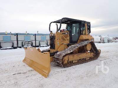 2014 CATERPILLAR D6N LPG Crawler Tractor