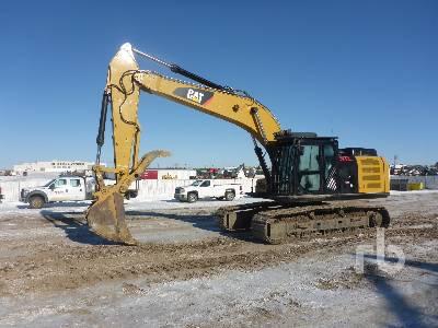 2015 CATERPILLAR 329F L Hydraulic Excavator