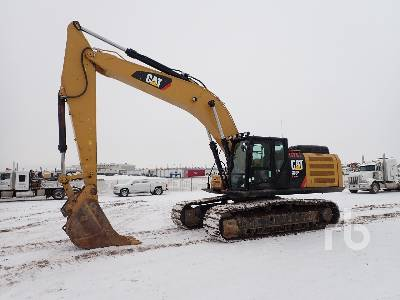 2017 CATERPILLAR 336F L Hydraulic Excavator