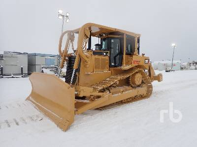 2007 CATERPILLAR D7R XR Series II Crawler Tractor