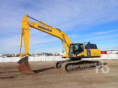 2019 KOMATSU PC490LC-11 Hydraulic Excavator