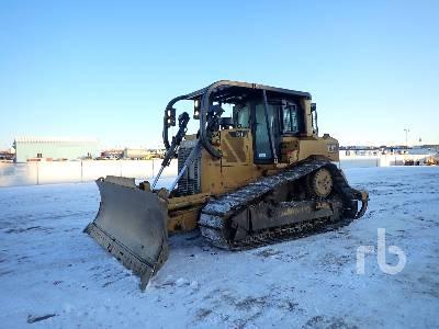 2012 CATERPILLAR D6T LGP Crawler Tractor