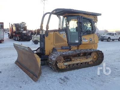 2013 JOHN DEERE 650K LGP Crawler Tractor