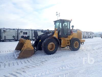 2016 JOHN DEERE 624K Wheel Loader
