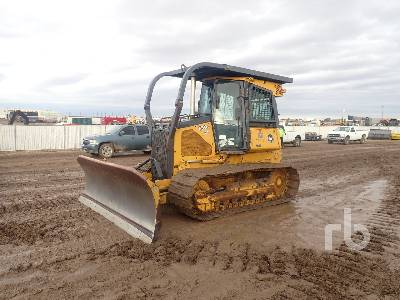 2006 JOHN DEERE 650J LGP Crawler Tractor