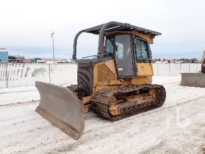 2005 JOHN DEERE 650J LGP Crawler Tractor