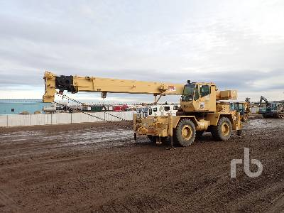 1990 GROVE RT528C 28 Ton 4x4 Rough Terrain Crane