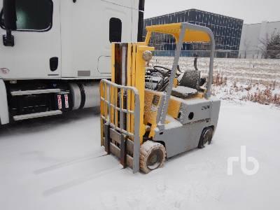 CLARK C500-45 4000 Lb Forklift