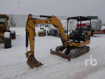2012 CATERPILLAR 302.5C Mini Excavator (1 - 4.9 Tons)