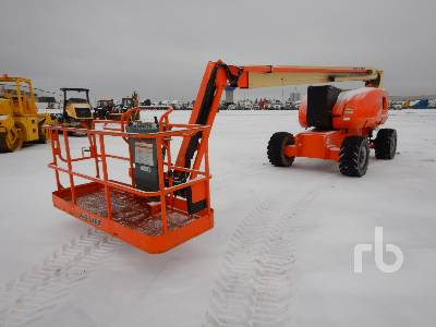 2006 JLG 800AJ Articulated Boom Lift