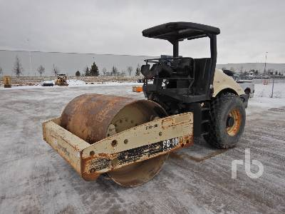 2004 INGERSOLL-RAND SD100DTF Vibratory Roller