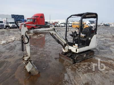 2004 BOBCAT 322 Mini Excavator (1 - 4.9 Tons)