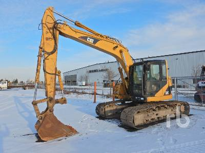 2004 CATERPILLAR 314C LCR Hydraulic Excavator