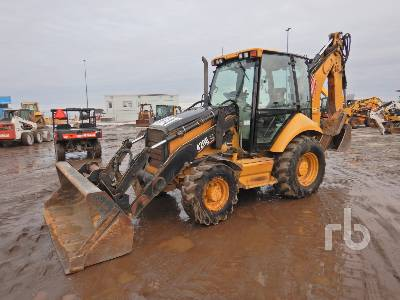 2006 CATERPILLAR 420EIT 4x4 Loader Backhoe