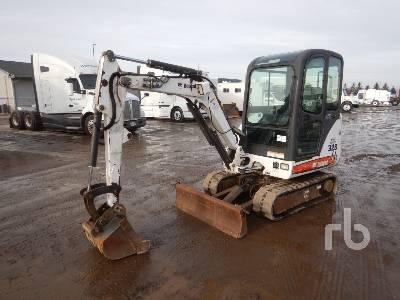 2006 BOBCAT 328G Mini Excavator (1 - 4.9 Tons)