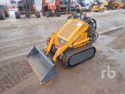 2011 BVR 38W Walk Behind Compact Track Loader