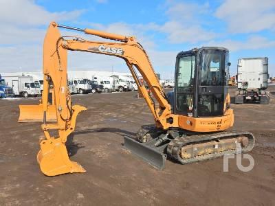 2010 CASE CX50B Mini Excavator (1 - 4.9 Tons)