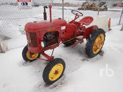MASSEY HARRIS PONY 2WD Antique Tractor