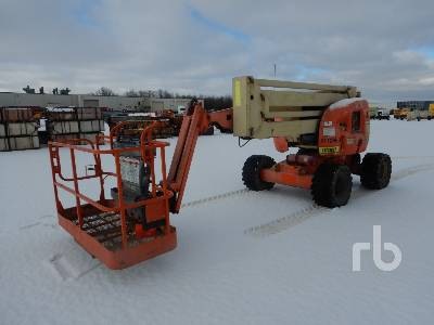 2010 JLG 450AJ 4x4 Articulated Boom Lift