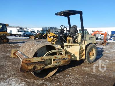 1998 INGERSOLL-RAND SD70 Propac Vibratory Roller