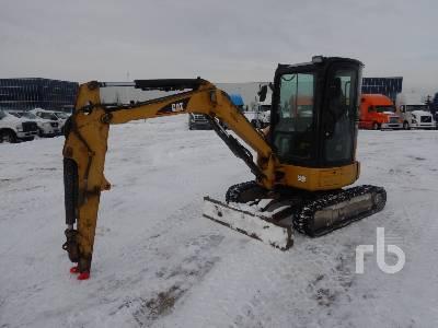 2006 CATERPILLAR 303.5C CR Mini Excavator (1 - 4.9 Tons)