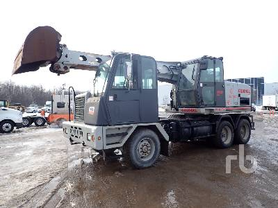 2009 GRADALL XL4100 6x4 Mobile Excavator