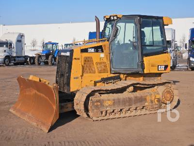 2013 CATERPILLAR D5K2 XL Crawler Tractor