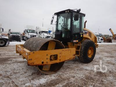 2012 CATERPILLAR CS56B Vibratory Roller