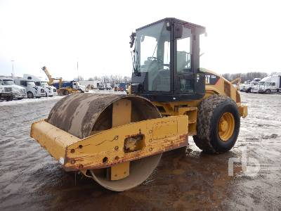 2012 CATERPILLAR CS56 Vibratory Roller