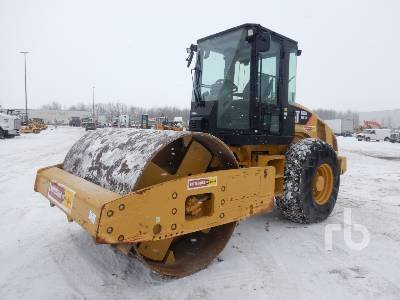 2011 CATERPILLAR CS56 Vibratory Roller