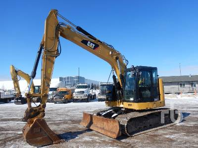 2013 CATERPILLAR 314E L CR Hydraulic Excavator