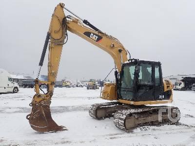 2012 CATERPILLAR 311D LRR Hydraulic Excavator