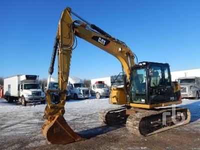 2013 CATERPILLAR 311D LRR Hydraulic Excavator