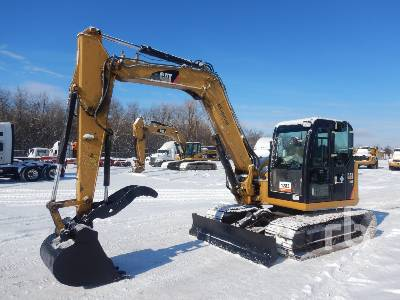 2012 CATERPILLAR 308E CR SB Midi Excavator (5 - 9.9 Tons)
