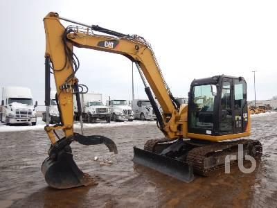 2012 CATERPILLAR 308E CRSB Midi Excavator (5 - 9.9 Tons)