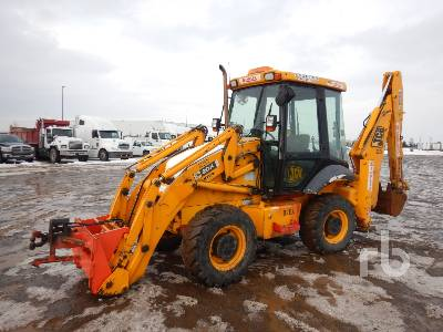 2007 JCB 2CX4 4x4x4 Loader Backhoe