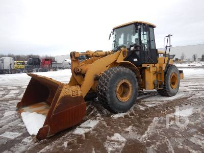 2002 CATERPILLAR 950G Series II Wheel Loader