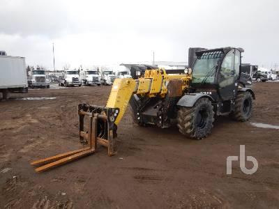 2008 HAULOTTE 9055 9000 Lb 4x4x4 Telescopic Forklift
