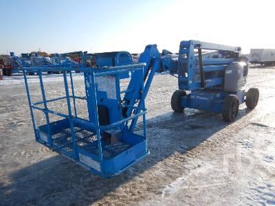 2011 GENIE Z45/25J Electric Articulated Boom Lift