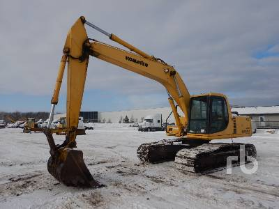 KOMATSU PC200 LC-6L Hydraulic Excavator