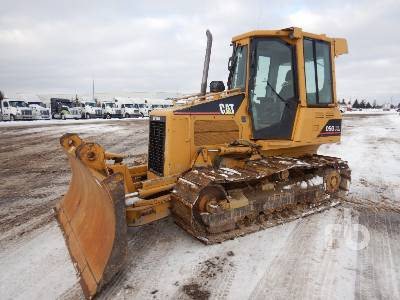 2005 CATERPILLAR D5G XL Crawler Tractor